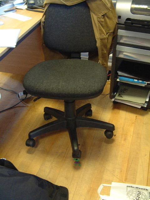 office chair swivel