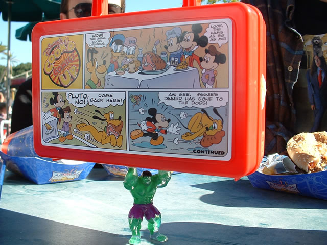 Disneyland Lunchbox