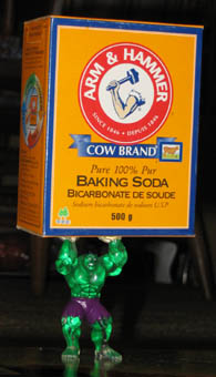 baking soda bilingual arm hammer